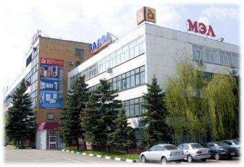 """MEL Roślin (JSC """"Moskwa elektryczny i wyciągi""""): historia, produkty, kontakty"""