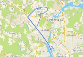 Percorso Riverport – Šeremet'evo: quanto velocemente ci si arriva?