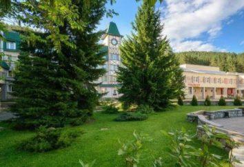 """""""Altai-West"""" (station de santé), Belokurikha: avis, photos, téléphone"""