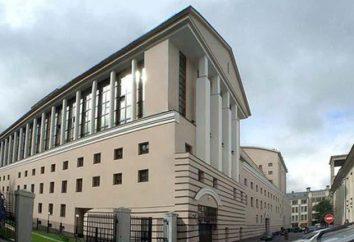 Niemirowicz-Danchenko teatr: historia, repertuar, trupy