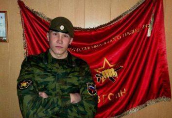 Jeune héros de la Russie – Epov Evgeniy Yurevich