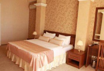 """Hotel """"Golden Dolphin"""", Adler: descripción, habitaciones, playa y comentarios"""