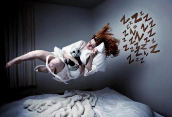 Cosa sognano i sogni terribili?