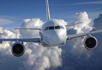 Los nombres de los aviones. Clasificación de las aeronaves, sus tipos y formas
