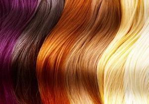 """tinte para el cabello """"Igor"""": paleta de colores y herramientas de composición únicas"""