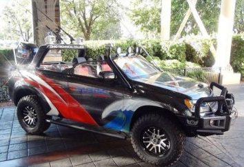 """Tuning UAZ """"Patriot"""": jak zrobić swój najlepszy SUV?"""