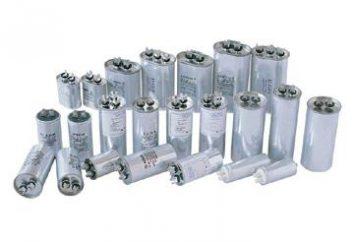 Types de condensateurs: forces et faiblesses
