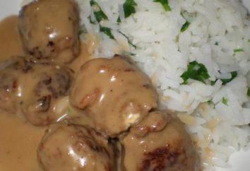 Polpette, carne e sugo. ricetta per