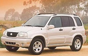 """Specyfikacje """"Suzuki Grand Vitara"""": szczegółowy opis"""