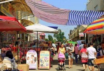 """Markt """"Vishniac"""" (Krasnodar): Betriebsstunden-Adresse. Richtungen Handel"""