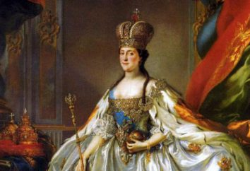 L'âge d'or de la noblesse – le nom du règne de Catherine la 2ème