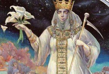 Mara – a deusa da morte entre os eslavos antigos