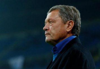 trener piłki nożnej Myron Markiewicz: Biografia, kariera coachingu