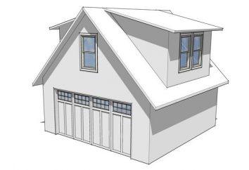 Wie ein Loft Hütten bauen
