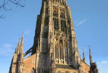 Cathédrale d'Ulm en Allemagne