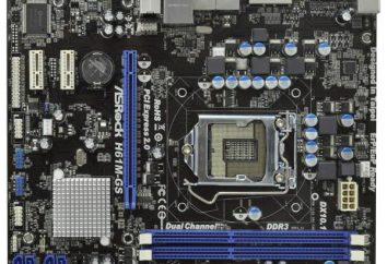 ASRock H61M-GS: idealna płyta główna dla komputera biurowego