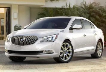"""""""Buick"""": spis i opis"""