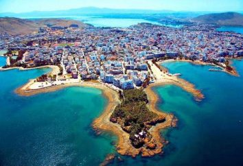 Griechenland, Insel Evia: Wegbeschreibung, Hotels und Sehenswürdigkeiten