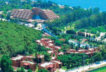 """Das Hotel """"Queens Park Göynük"""" (Queens Park Göynük), der Türkei, Kemer. Bewertungen und Fotos von Touristen"""