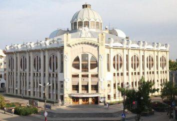 Samara Philharmonic: una descrizione del moderno complesso concerto e il teatro, il repertorio