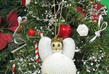 Artigianato da conchiglie. Maestri delle proprie mani decorazioni natalizie e regali a parenti e amici