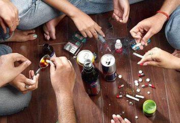 Jak chronić dzieci przed narkotykami? Jak ustalić, czy dziecko jest za pomocą leków?
