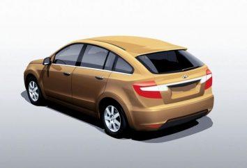 VAZ 2118 – futuros desenvolvimentos da indústria automobilística russa