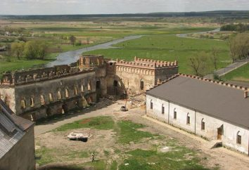 Medzhybizh Festung, Medzhibozh: Beschreibung, Geschichte, Lage und interessante Fakten