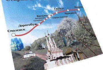 La historia de la antigua carretera de Smolensk