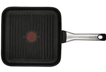 """Pan-grill """"Tefal"""""""
