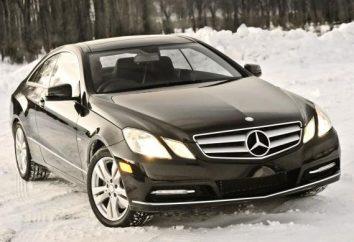 Mercedes E-klasa, 2013 – sport komfort i automatyzacja klasy średniej