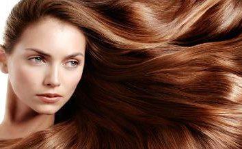 Konzept Kosmetik für Haare Pflege: Beschreibung