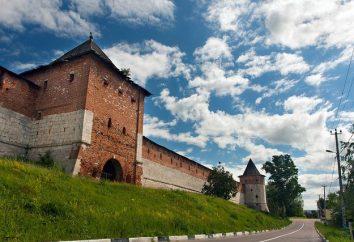 Zaraysk Kremla: zdjęcia i opinie