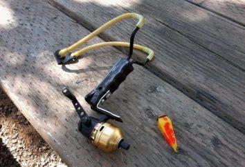 zherlitsy verão – equipamento de pesca passiva