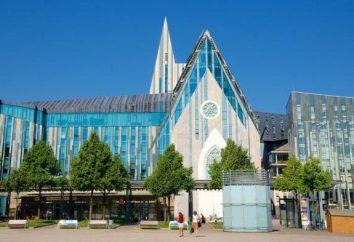 Universidade de Leipzig: faculdades, fotos