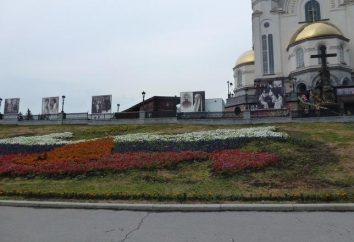 Donde para celebrar un cumpleaños en Ekaterimburgo? Cuando inusual para celebrar un cumpleaños en Ekaterimburgo