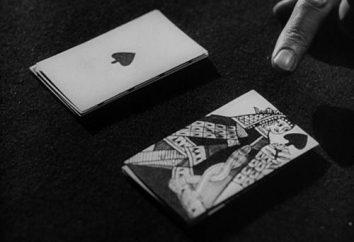 """""""Dama pikowa"""" najkrótsza treści. W dążeniu do tajnych trzema kartami"""
