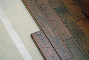 Como colocar piso laminado de madeira: Recomendações