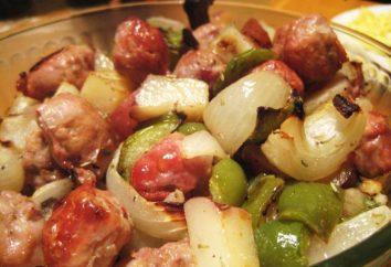 de peru delicioso com as batatas no forno: como cozinhar?