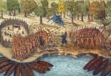American Indian-irokezem. Historia i kultura plemienia