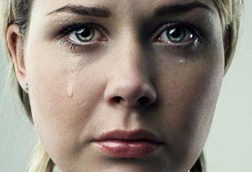 Comment déclencher rapidement les larmes: instruction étape par étape