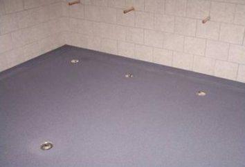 Jak zrobić wannę podłogową prawidłowo