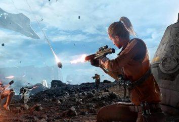 Jeu Star Wars: Battlefront: une vue d'ensemble, les caractéristiques et commentaires
