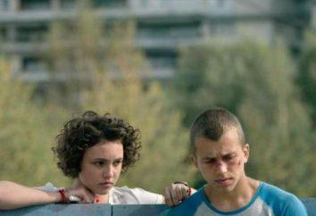 """Sergey Romanowicz i inni aktorzy z filmu """"Kontener"""""""