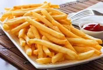 Cómo cocinar las patatas fritas: los secretos y trucos