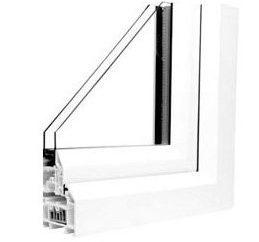 Jakie są właściwości powietrza przy pomocy okna z podwójnymi szybami?