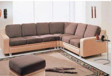 """Sofás """"Kalinka"""": selección, descripción, opiniones. muebles tapizados"""