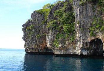 Unbewohnten Inseln: verlockend und geheimnisvoll