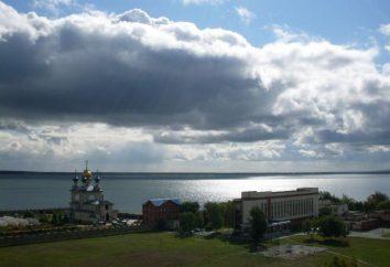 Descripción del Lake Smolino in Chelyabinsk