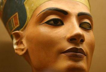 Néfertiti, reine d'Egypte: belle et mystérieuse